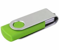 10-Pack USB 2.0 Swivel Flash Pen Drive Stick 64MB/128MB/1GB/2GB/4GB/8GB/16GB
