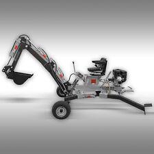 Jansen MB-300 Minibagger mit Benzinmotor