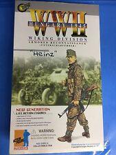 "Dragon 1/6 Scale 12"" WWII German LAH Panzergrenadier Heinz Schmidt New #70473"