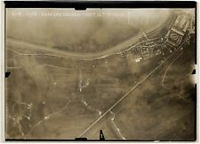 Verdun Saint Mihiel Originalfoto Fliegeraufnahme Caserne Colson Gräben 1916