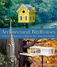 Architectural Birdhouses: 15 Famous Buildings to Make for Your Feather-ExLibrary
