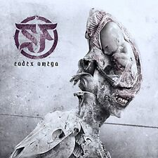 SEPTICFLESH CD - CODEX OMEGA [2 DISCS](2017) - NEW UNOPENED - ROCK METAL