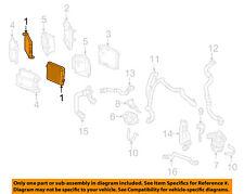 MERCEDES OEM 15-17 C63 AMG S-Radiator 0995005903