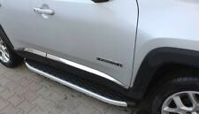 RUNNING BOARD SIDE GUARD PROTECTOR SIDE STEP FIT FOR CHEVROLET CAPTIVA 2006-16