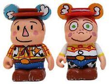 Disney Tokyo Japan Toy Story Crayon Drawings Series Vinylmation Jesse & Woody