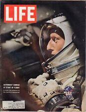 LIFE Sep 3 1965 Gemini, Chu Lai, Marichal, Roseboro, Medicare, Vonnegut, Sukarno