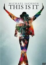 Michael Jackson's - This is it - DVD