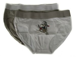 Pack 2 man briefs HAPPY PEOPLE article 3656