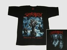 Suffocation - Breeding the spawn (S) T-shirt Black NEW, heavy, thrash