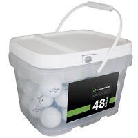48 Callaway Superhot Mint Used Golf Balls AAAAA *In a Free Bucket!*