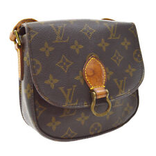 LOUIS VUITTON MINI SAINT CLOUD SHOULDER BAG MONOGRAM M51244 8901VI A54067