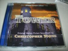CD - THE TOWER - CHIRSTOPHER YOUNG - LIMITED - INTRADA
