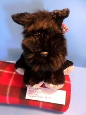 Mary Meyer Flip Flop Scottish Terrier Bean Bag Plush (310-2901)