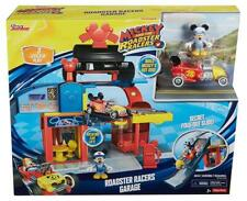 Disney Mickey Mouse Clubhouse & the Roadster Racers Garage Playset Fisher Price