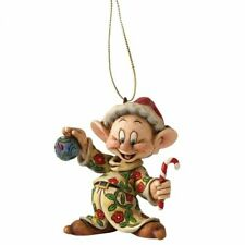 JIM SHORE DISNEY TRADITIONS - SNOW WHITE AND THE SEVEN DWARFS - DOPEY HANGING...