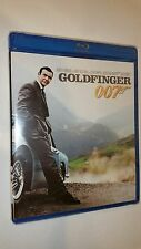 GOLDFINGER Blu-ray Disc Special Edition new/sealed JAMES BOND 007 Sean Connery