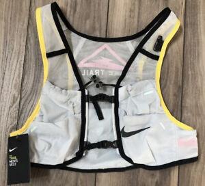 Nike Men's Trail Hiking Running Vest Sz. XL NEW N1000599-463.