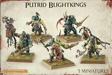 Putrid Blightkings Nurgle Chaos Daemons Warhammer Age of Sigmar NIB