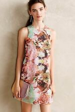Anthropologie NWT Finders Keepers Florascope Dress Mini Shift S 4 6 $168