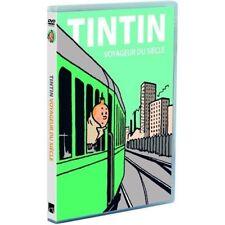 Tintin, voyageur du siècle DVD NEUF SOUS BLISTER