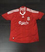 da8c604fd Javier Mascherano Liverpool 2008-2009 Home Jersey Shirt 100% Original (RARE)