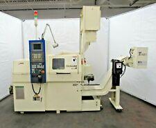 Tsugami Be18 Swiss Screw Machine Cnc Lathe, Id# L-063