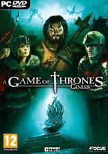 A Game of Thrones  Genesis  PC DVD  (DVD-ROM)