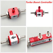 Car 1-30PSI Adjustable Manual Turbo Boost Controller Bleed Valve Red Universal