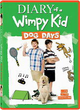 Diary of a Wimpy Kid: Dog Days (2012, REGION 1 DVD New) WS