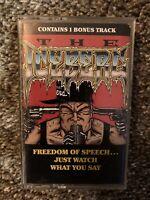 Ice-T - Freedom Of Speech - Cassette Tape - EX. Sire Records