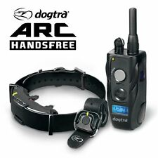Dogtra ARC 3/4 mile trainer w/ Handsfree Remote Controller Black - ARC-HANDSFREE