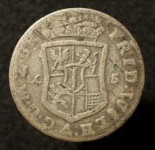 Kfsm. Brandenburg-Preußen, Friedrich Wilhelm, 1/12 Taler 1687 LCS Berlin