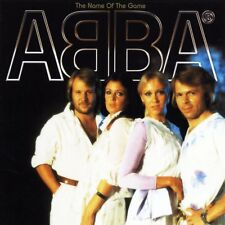ABBA THE NAME OF THE GAME CD POP DISCO NEW