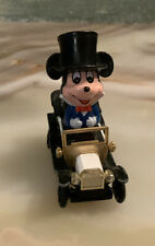 Mickey Mouse driving a Ford Model T.  1:64.  Die-cast