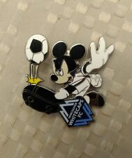 Mickey Soccer Teams - Vancouver Whitecaps Artist Proof AP Pin