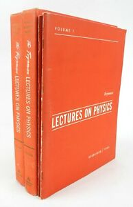 The Feynman Lectures on Physics Vols 1 & 2 + Exercises 1 & 2 - 1964