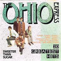 (CD) Ohio Express - Sweeter Than Sugar-20 Greatest Hits - Yummy,Yummy,Yummy