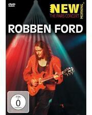 ROBBEN FORD - New Morning: The Paris Concert - DVD - NEU/OVP!
