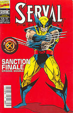 Comics Fr SEMIC SERVA WOLVERINE ALBUM N° 13 (37,38,39)