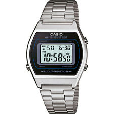 CASIO | Retro Armbanduhr digital | LED Light-Alarm-Stoppuhr-Timer | B640W