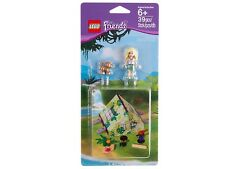 LEGO Friends Jungle Accessory Summer Camping Tent Set 850967 New Sealed