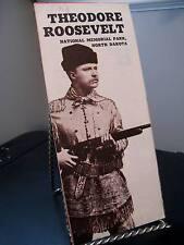 1964 Theodore Roosevelt National Memorial Park North Dakota Brochure - Good