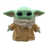 "Star Wars Mandalorian The Child 8"" Plush Grogu Baby Yoda Doll 
