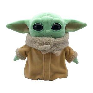 "Star Wars Mandalorian The Child 8"" Plush Grogu Baby Yoda Doll    Mattel GWH23"
