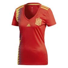 Maglie da calcio di squadre nazionali rossi adidas senza indossata in partita
