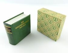#e5888 mini libro: administración aduanera de la RDA Offizin andersen Nexö
