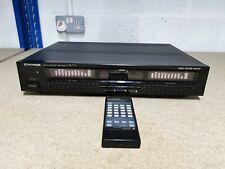 More details for pioneer gr-777 stereo graphic equaliser equalizer  spectrum black + remote