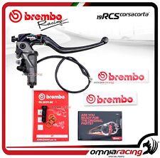Brembo Pompe frein radial RCS 19 Corsa corta Reg emp variable RCS19 Corsacorta