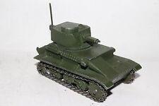 1930's Dinky #152a Light Army Tank, Nice Original