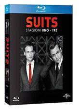 Universal Suits - stagioni 1-3 (boxset) (11 Blu-ray)